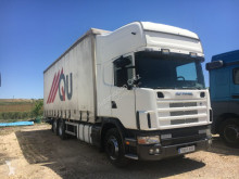 camion Scania 420. TAUTLINER 20 PALETS