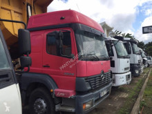 Camion Mercedes Axor 3228 benne occasion