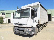 Camion fourgon brasseur occasion Renault Midlum 240 DXI
