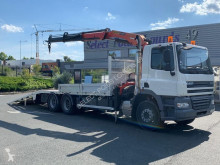 DAF heavy equipment transport truck 85 360