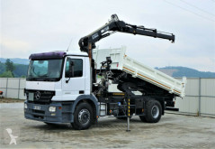 camion cassone Mercedes