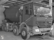 camion betoniera cu rotor/ Malaxor nc
