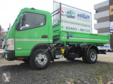 Mitsubishi Canter Fuso 7 C 15 truck used tipper