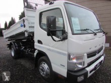 Camion Mitsubishi Canter Fuso 7 C 15 benne occasion