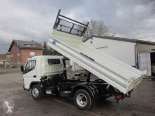 Vrachtwagen Fuso Canter 7 C 15 Kipper tweedehands kipper
