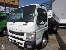 Camion benne occasion Meiller Fuso Canter 7 C 15 Kipper
