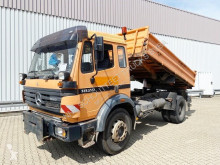 Mercedes three-way side tipper truck SK 1820/24 K 4x2 1820/24 K 4x2, Winterdienstausstattung