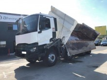 Renault two-way side tipper truck Gamme C 380