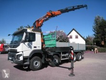 Camion Volvo FMX 13.460 plateau ridelles occasion