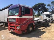 Camion MAN TGA 26.440 châssis occasion