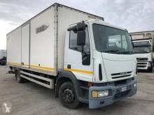 Used insulated truck Iveco Eurocargo 120 E 18