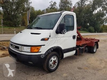 Iveco DAILY 35C11 truck used hook arm system