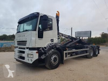 Iveco STRALIS AD260S42 truck used hook arm system
