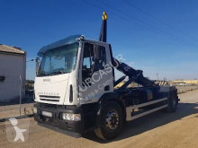 Iveco EUROCARGO 180E28 truck used hook lift