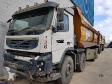 Volvo FMX 500 truck used tipper