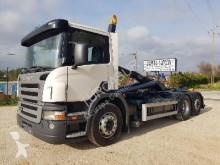Scania LKW Abrollkipper P