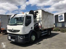 Camião estrado / caixa aberta estandar Renault Premium 270 DXI
