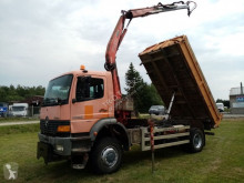 Used tipper truck Mercedes Atego 1928