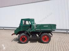 Unimog Typ 411 / 87 Zugmaschine Cabrio Typ 411 / 87 Zugmaschine Cabrio used tipper van