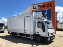 Camion Iveco Eurocargo ML 100 E 18 frigo multitemperature usato