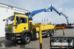 Camion pompe à béton occasion MAN TG-A Schwing KVM 34 X Vector nur 2.247h