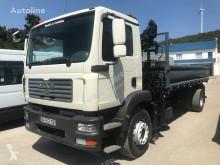 Camion MAN /TGM 18.280 Crane / Kipper/ benne occasion