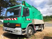 Camion nacelle articulée télescopique Mercedes Atego 1217