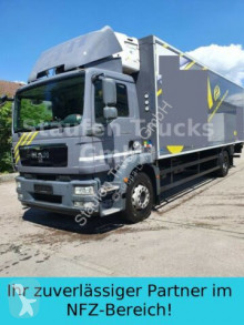 MAN TGM 18.290 Multi temp TK Koffer Carrier 3 Kamme truck used refrigerated