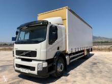 камион подвижни завеси Volvo