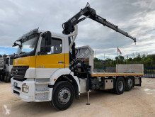 Mercedes Axor truck used flatbed