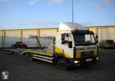 ciężarówka do transportu samochodów MAN