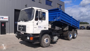 Camion MAN 26.272 benne occasion