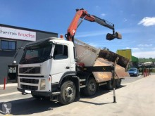 Volvo two-way side tipper truck FM 360