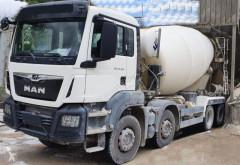 camion MAN HORMIGONERA MAN 360 8X4 AÑO 2017 FRUMECAR 10 M3