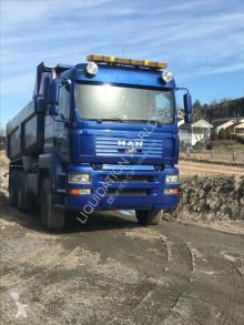 camion MAN 26.530 6x4 530cv Dumper truck Scania-volvo