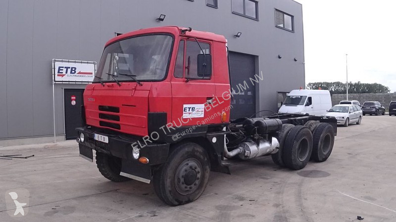 Voir les photos Camion Tatra FULL STEEL SUSP. /