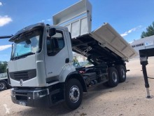 Used two-way side tipper truck Renault Premium Lander 450 DXI