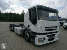 Camion Iveco Magirus Stralis 3axle AS190S42 E3 sasiu second-hand