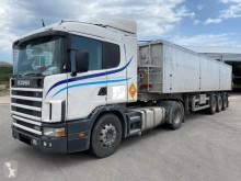 Scania R 144 truck used tipper