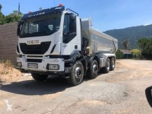 Camion Iveco Trakker 450 benne TP occasion