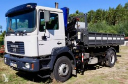 Camion MAN FE 310 benne TP occasion