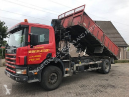 Scania C truck used tipper