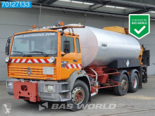 camion Renault G300 Manual Big-Axle Lenkachse Steelsuspension Pumpe
