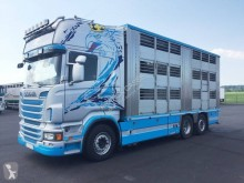 Camion bétaillère occasion Scania R 560