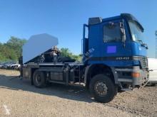 Camion plateau Mercedes Atego