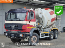 Mercedes 2631 truck used concrete mixer