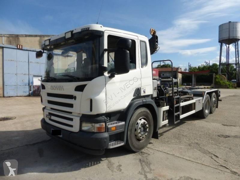 Voir les photos Camion Scania P 113P400