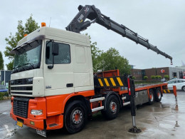 Used flatbed truck DAF XF95