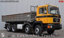 MAN 33.332 truck used tipper