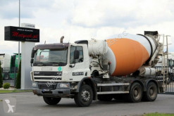 camion betoniera cu rotor/ Malaxor second-hand